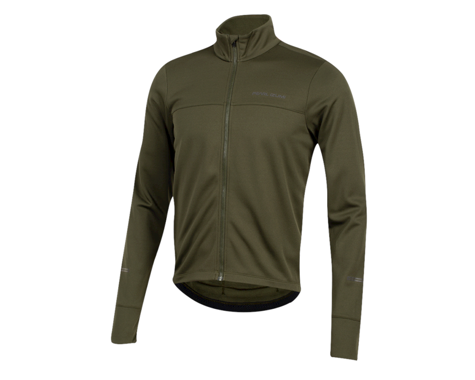 Pearl Izumi Quest Thermal Long Sleeve Jersey (Forest) (S)