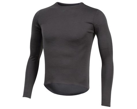 Pearl Izumi Merino Thermal Long Sleeve Baselayer (Phantom) (S)