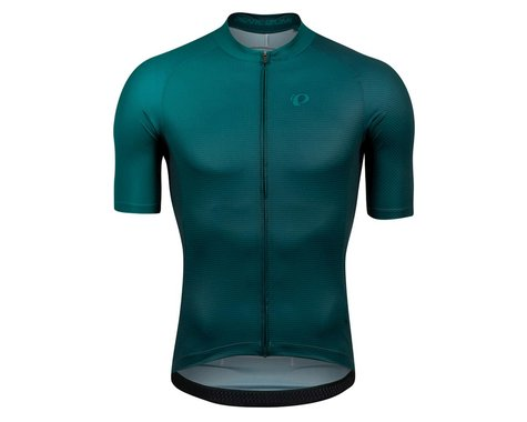 Pearl Izumi Men's Attack Short Sleeve Jersey (Pine/Alpine Transform) (S)