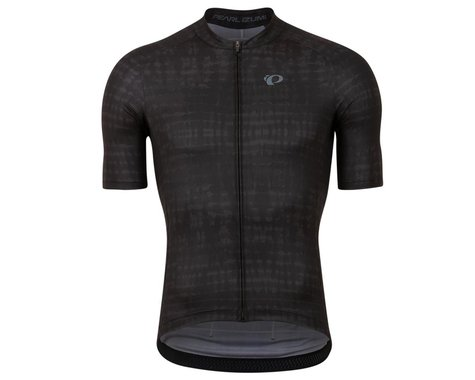 Pearl Izumi Men's Attack Short Sleeve Jersey (Black Immerse) (S)