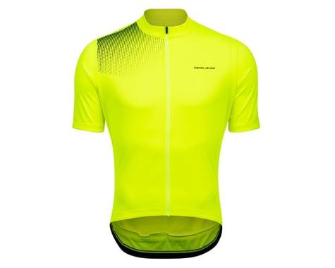 Pearl Izumi Men's Tour Short Sleeve Jersey (Yellow/Phantom Transform)