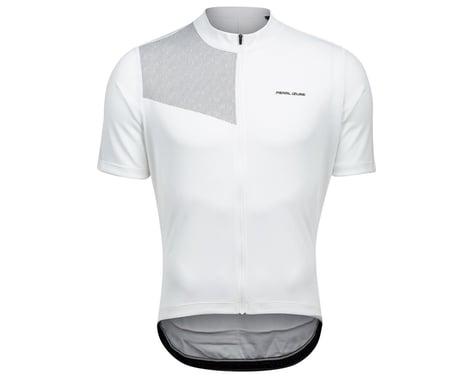 Pearl Izumi Men's Tour Jersey (White/Navy Triad) (M)
