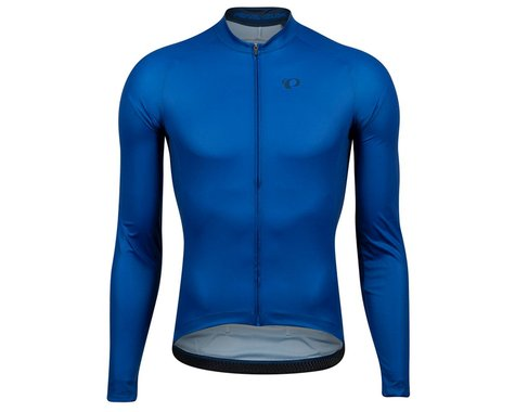 Pearl Izumi Men's Attack Long Sleeve Jersey (Lapis/Navy Triad)