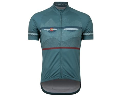 Pearl Izumi Men's Classic Short Sleeve Jersey (Homestate 2021) (XL)