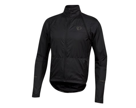 Pearl Izumi Elite Escape Convertible Jacket (Black) (S)