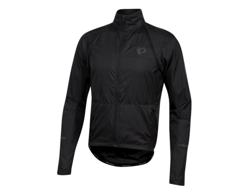 Pearl Izumi Elite Escape Convertible Jacket (Black) (2XL)