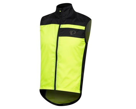 Pearl Izumi ELITE Escape Barrier Vest (Screaming Yellow/Black) (S)