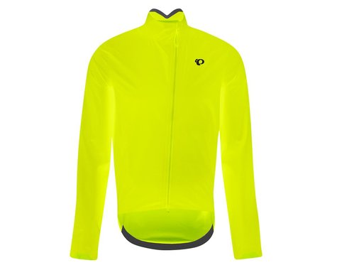 Pearl Izumi Men's Torrent WXB Jacket (Screaming Yellow/Phantom) (S)