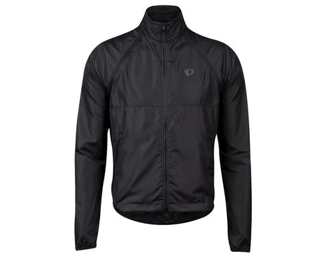 Pearl Izumi Quest Barrier Convertible Jacket (Black) (M)