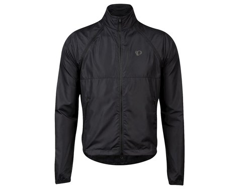 Pearl Izumi Quest Barrier Convertible Jacket (Black) (XL)