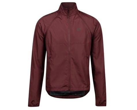 Pearl Izumi Quest Barrier Convertible Jacket (Garnet) (L)