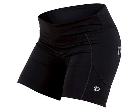 Pearl Izumi Women's Sugar Bike Shorts (Black)