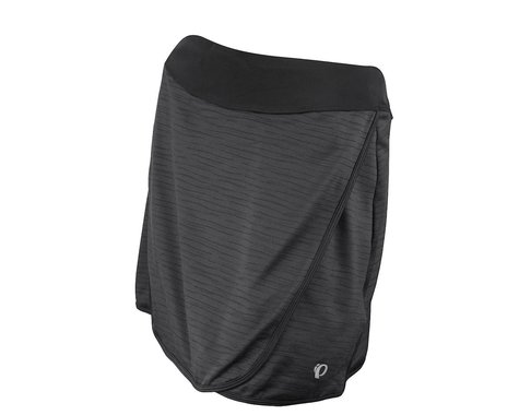 Pearl Izumi Women's Superstar Cycling Skirt (Matte Black)