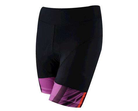 Pearl Izumi Women's Elite In-R-Cool Short Cut Shorts (Black)