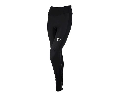 Pearl Izumi Women's AmFIB Cycling Tights With Chamois (Black)