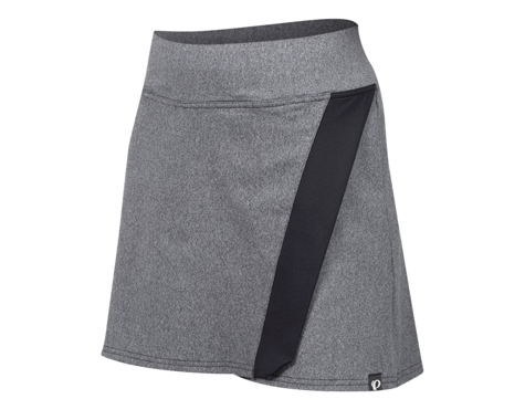 Pearl Izumi Women's Select Escape Cycling Skirt (Phantom Heather) (2XL)