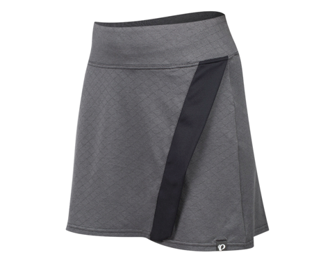 Pearl Izumi Women's Select Escape Cycling Skirt (Smoked Pear Twill/Black)