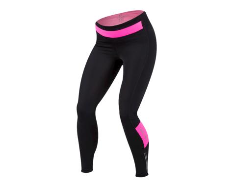 Pearl Izumi Women's Pursuit Thermal Tight (Black/Screaming Pink) (XL)
