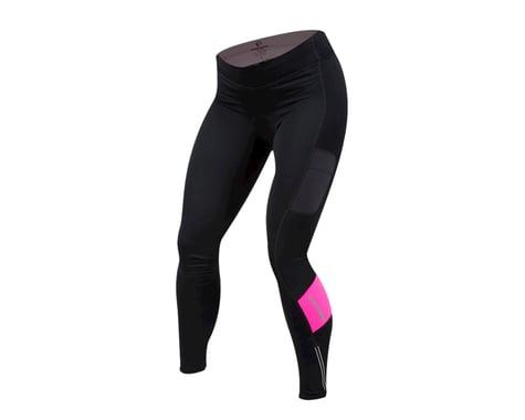 Pearl Izumi Women's Escape Sugar Thermal Tight (Black/Screaming Pink) (M)
