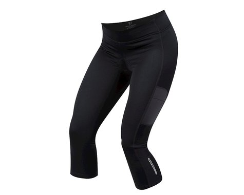 Pearl Izumi Women's Sugar Thermal Cycling 3/4 Tight (Black) (L)