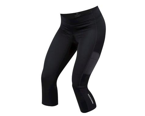 Pearl Izumi Women's Sugar Thermal Cycling 3/4 Tight (Black) (XL)