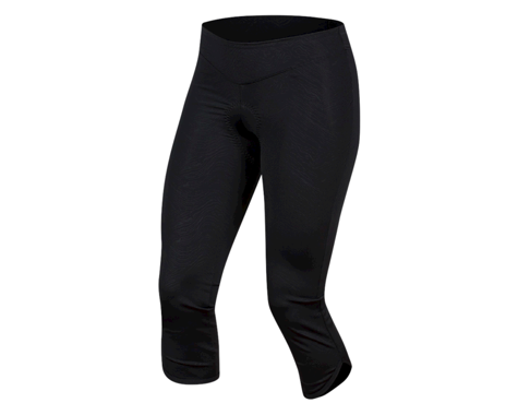 Pearl Izumi Women's Select Escape Cycle 3/4 Tight (Black Phyllite Texture) (XS)