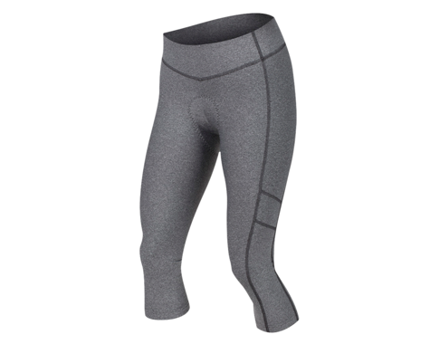 Pearl Izumi Women's Escape Sugar Cycle 3/4 Tight (Grey)