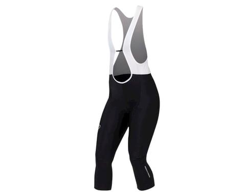 Pearl Izumi Women's Pursuit Attack 3/4 Cycle Bib Tight (Black) (XL)