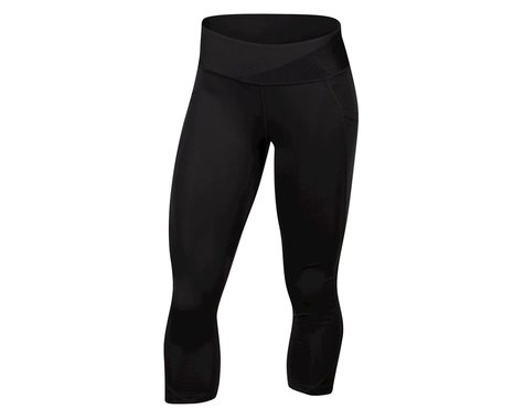 Pearl Izumi Women's Wander Crop Tight (Black) (XL)