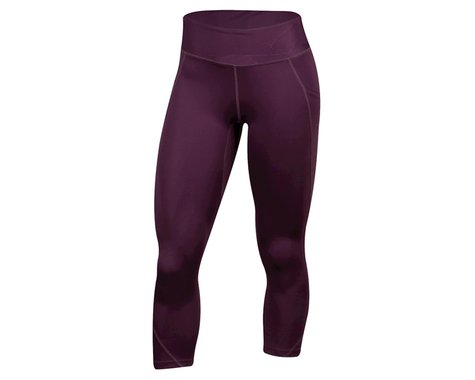 Pearl Izumi Women's Wander Crop Tight (Dark Violet) (S)