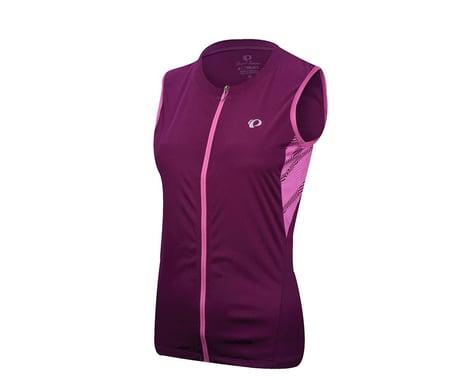 Pearl Izumi Women's Select Print Sleeveless Jersey (Purple) (Xsmall)