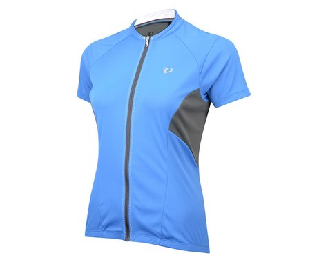 Pearl Izumi Women's Elite Escape Short Sleeve Jersey (Sky Blue) (Xlarge)