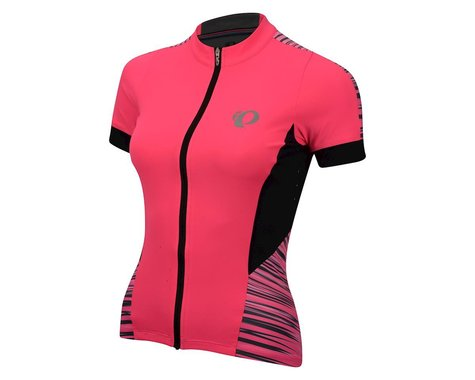 Pearl Izumi Women's Elite Pursuit Short Sleeve Jersey (Pink) (Xxlarge)