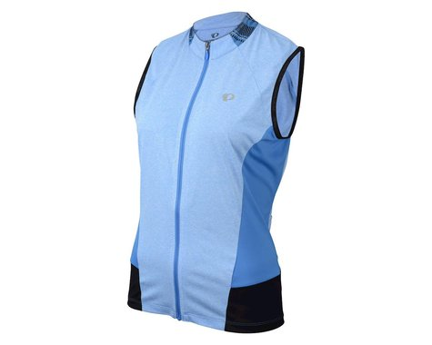 Pearl Izumi Women's Select Escape Sleeveless Jersey (Sky Blue) (Xlarge)