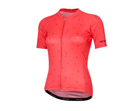 Pearl Izumi Women's Elite Pursuit Short Sleeve Jersey (Atomic Red) (2XL)