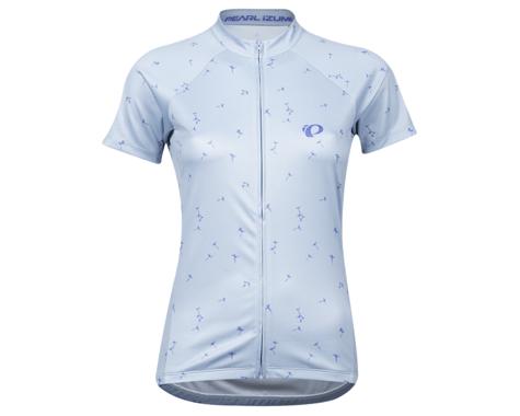 Pearl Izumi Women's Select Pursuit Short Sleeve Jersey (Eventide/Lavender Wish) (XS)