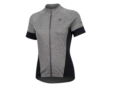 Pearl Izumi Women's Select Escape Jersey (Grey/Black)