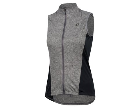 Pearl Izumi Women's Select Escape Sleeveless Jersey (Grey/Black
