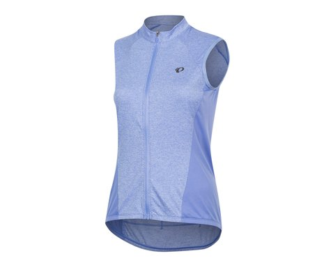 Pearl Izumi Women's Select Escape Sleeveless Jersey (Lavender/Eventide) (L)