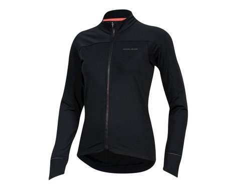Pearl Izumi Women's Attack Thermal Long Sleeve Jersey (Black) (L)