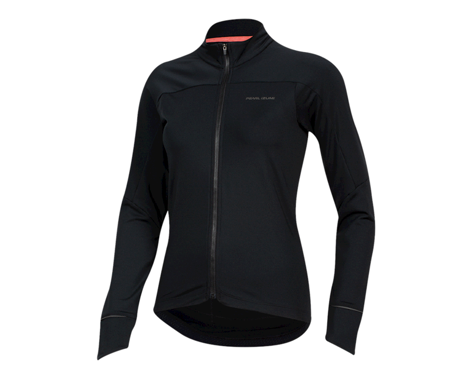 Pearl Izumi Women's Attack Thermal Jersey (Black) (M)