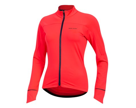 Pearl Izumi Women's Attack Thermal Long Sleeve Jersey (Atomic Red) (XL)