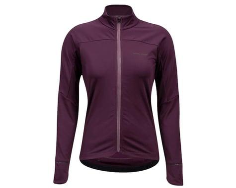 Pearl Izumi Women's Attack Thermal Long Sleeve Jersey (Dark Violet/Arctic Dusk) (XL)