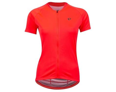 Pearl Izumi Women's Sugar Short Sleeve Jersey (Atomic Red) (L)