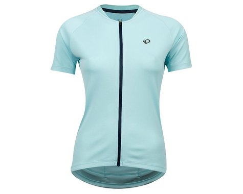 Pearl Izumi Women's Sugar Short Sleeve Jersey (Air/Navy) (XL)