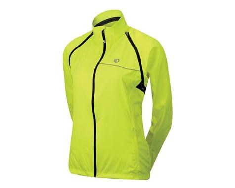Pearl Izumi Women's Elite Barrier Convertible Jacket (Pink)