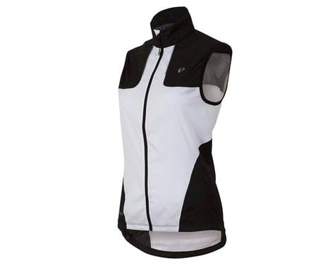Pearl Izumi Women's  Elite Barrier Vest (White/Black)