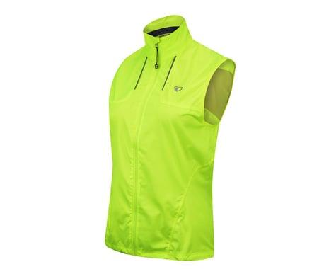 Pearl Izumi Women's Elite Barrier Vest (Screaming Yellow)