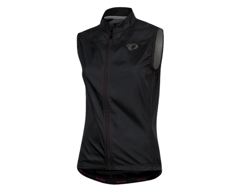 Pearl Izumi Women's Elite Escape Barrier Vest (Black) (XL)