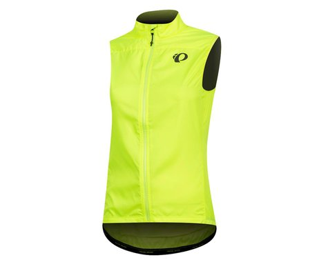 Pearl Izumi Women's Elite Escape Barrier Vest (Screaming Yellow) (S)